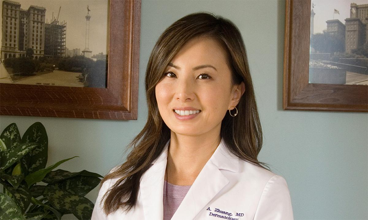 Dr  Anne Zhuang | Union Square Dermatology | San Francisco